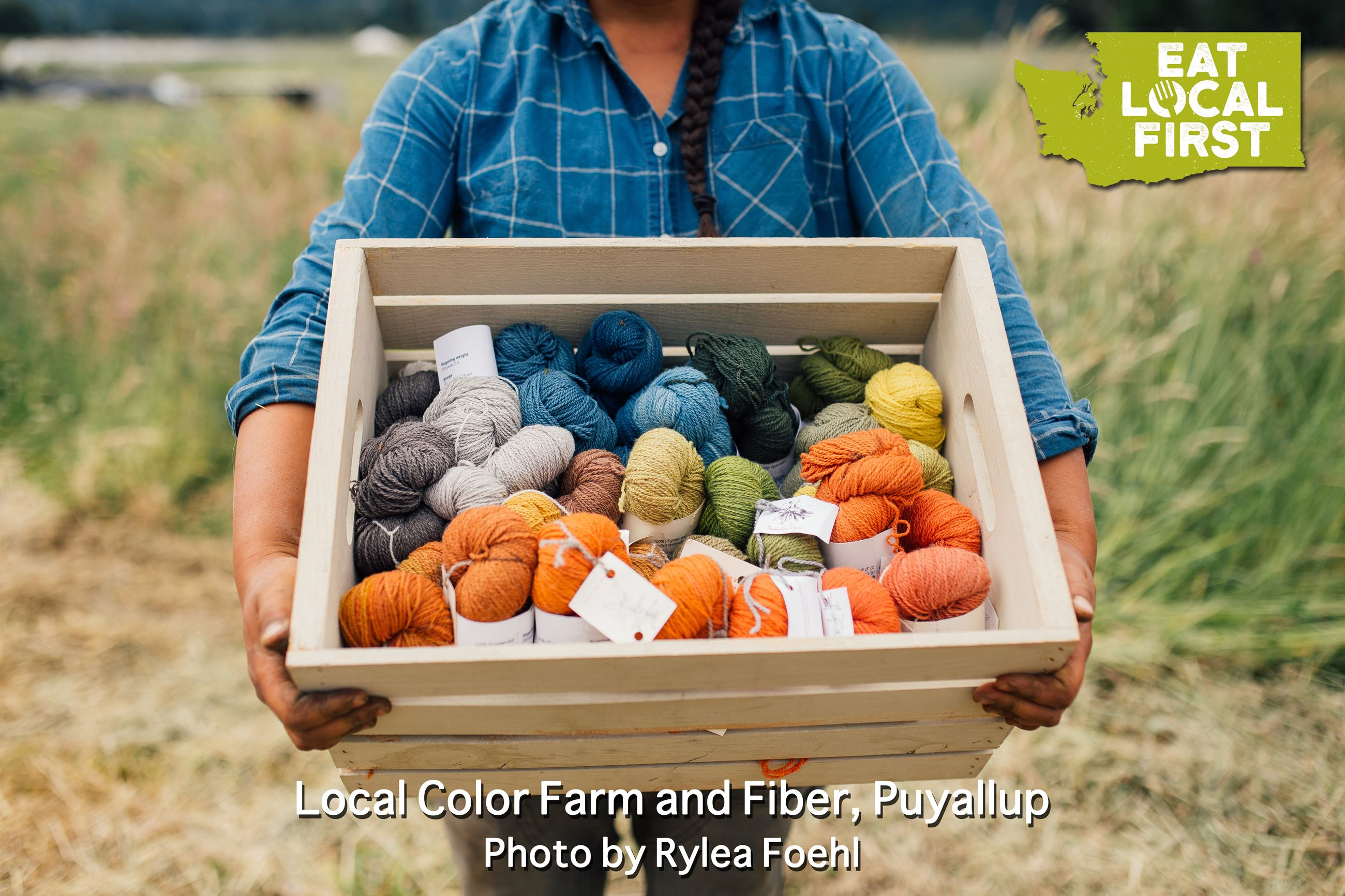 Local Color Farm  Fiber_Puyallup_Rylea Foehl