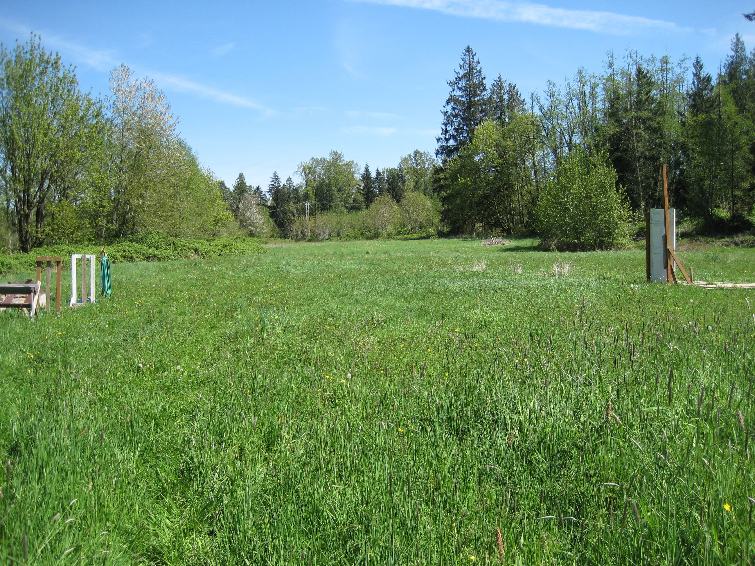 Kristensen pasture renovation